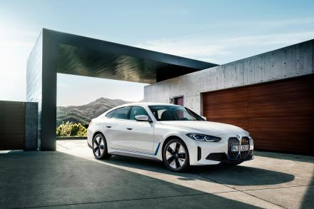 BMW I4 Gran Coupe 250kW eDrive40 Sport 83.9kWh 5dr Auto