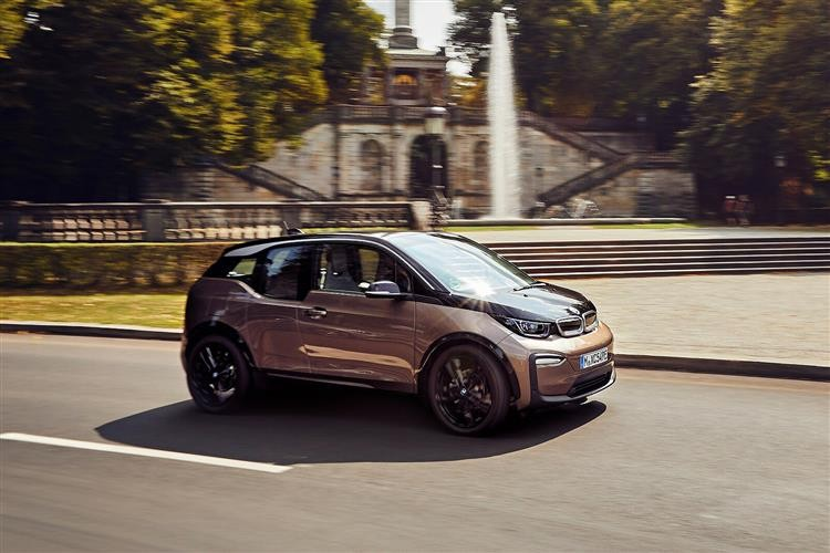 The Definitive Review - BMW i3