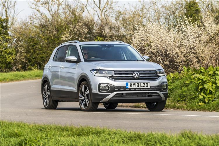 Volkswagen T-Cross  CROSS - PURPOSES