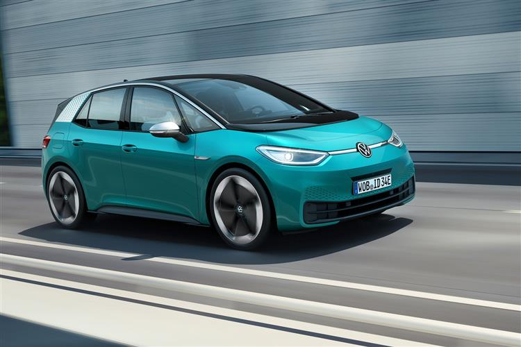 Volkswagen ID.3 - CHARGE MASTERED