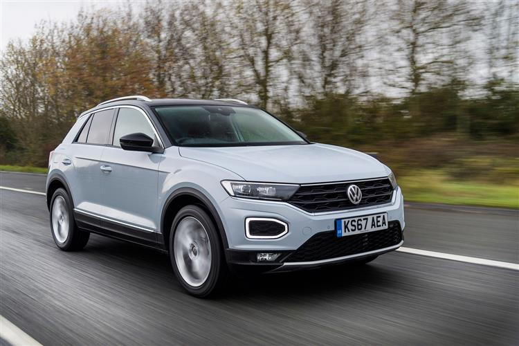 Volkswagen T-Roc   -    ROC STEADY?