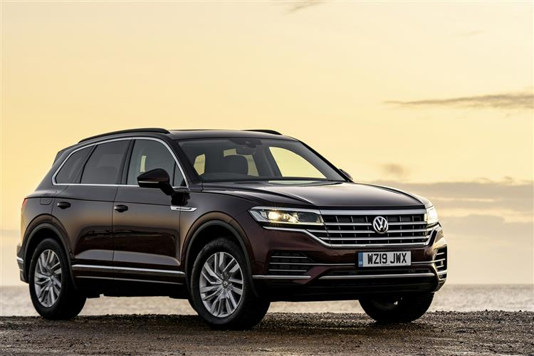 Volkswagen Touareg - WIDE AND HANDSOME